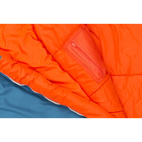 2c788424a33 Jack Wolfskin Grow Up Comfort Sleeping Bag Children blue at ...